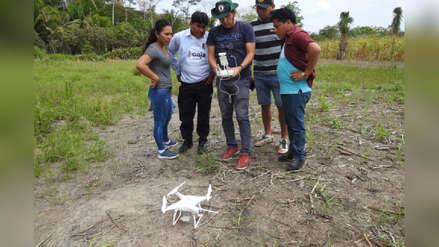 Castañeros de Madre de Dios usan drones para vigilar sus bosques