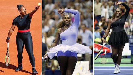 Serena Williams y la controversia generada por su vestimenta en el tenis