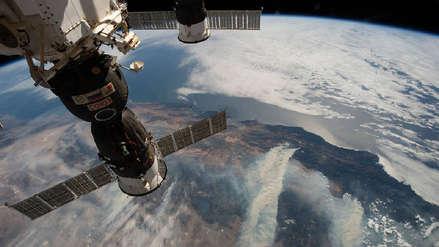 NASA reportó una fuga de oxígeno en la Estación Espacial Internacional
