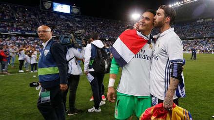 Navas y Ramos entre los mejores jugadores de la pasada Champions League