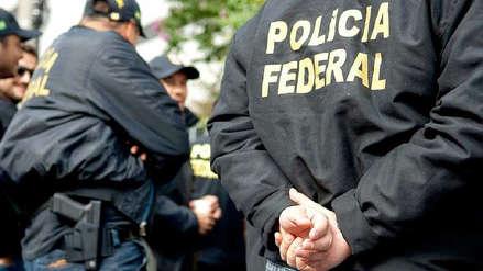 Más de 20 policías que integraban una red delictiva fueron detenidos en Brasil