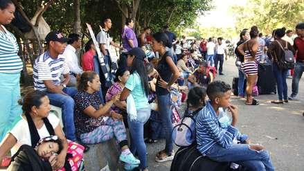 Perú, Ecuador y Colombia mantendrán las puertas abiertas a venezolanos y piden ayuda internacional