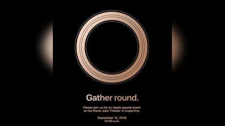 Apple: Ya tenemos fecha para la presentación de los nuevos iPhone