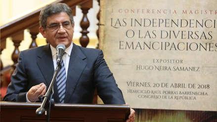 Juan Sheput estima que solo la reforma del CNM estará en el referéndum de diciembre