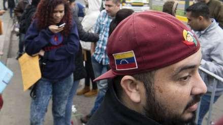 La odisea de los inmigrantes venezolanos sigue después de llegar al Perú