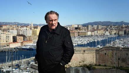 Gérard Depardieu es acusado de violación y agresión sexual