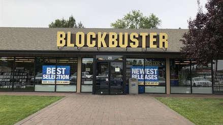 La última tienda Blockbuster de EE.UU. se resiste a morir