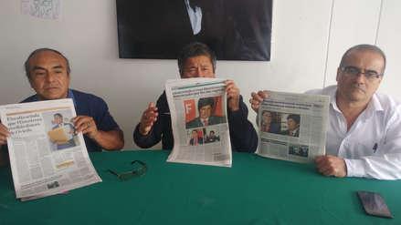 Trabajadores piden subrogar administración judicial de empresa Tumán