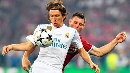 Luka Modric sobre Real Madrid: