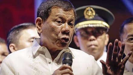 La polémica frase del presidente de Filipinas para explicar aumento de violaciones