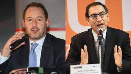 Chlimper dijo que se reunió con Martín Vizcarra antes del segundo proceso de vacancia de PPK