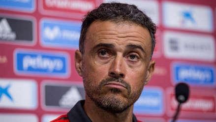 Luis Enrique sorprende con su primera lista de convocados a la Selección de España