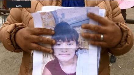San Juan de Miraflores: Menor de 13 años lleva cinco días desaparecida
