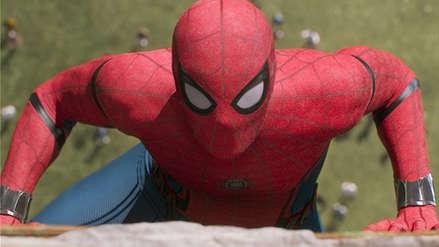 """""""Spider-Man Far from Home"""": Tom Holland comparte una foto del nuevo traje en la cinta"""
