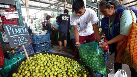 Precios al consumidor subieron 0.13% en agosto, reportó el INEI