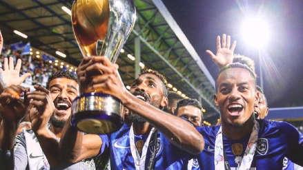 El mensaje de André Carrillo por ser titular con Al Hilal en la liga de Arabia