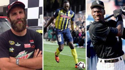 Usain Bolt: los deportistas que incursionaron en otras disciplinas