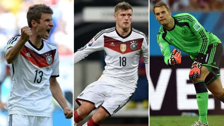 Selección Peruana y los campeones del mundo de Alemania a los que enfrentará