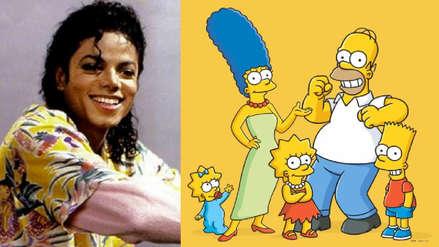 """Los Simpson"": Matt Groening reveló que Michael Jackson hizo un cameo en secreto [VIDEO]"