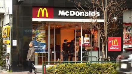 McDonald's cierra varios de sus restaurantes en Venezuela