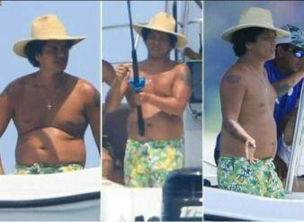 Bruno Mars sorprende a sus seguidores con radical cambio de apariencia