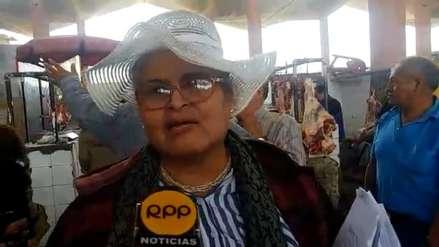Comerciantes del mercado de Lambayeque piden intervención de Defensoría