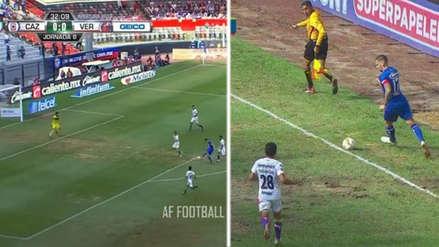 Pedro Gallese sufrió polémico gol que generó críticas en la Liga MX