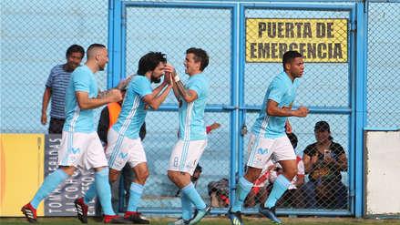 Sporting Cristal arrancó el Torneo Clausura con un triunfo 4-0 ante Sport Boys