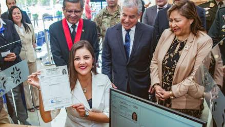 Video | Inauguran primer centro de Mejor Atención al Ciudadano en Arequipa
