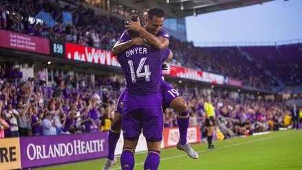 Yoshimar Yotún dio una asistencia con el Orlando City y alcanzó récord de Kaká
