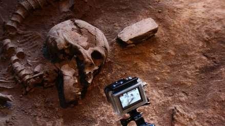 Luzia, el fósil humano más antiguo de América, era parte del museo incendiado
