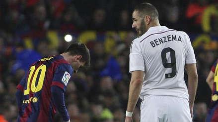 Lionel Messi vs Karim Benzema, el nuevo duelo en la Liga de España