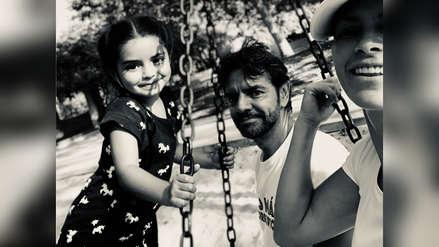 Eugenio Derbez está de cumpleaños y recibe adorables saludos de sus hijas y nieta [FOTOS Y VIDEO]