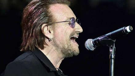 Bono, de la banda U2, perdió la voz y canceló concierto en Berlín [VIDEO]