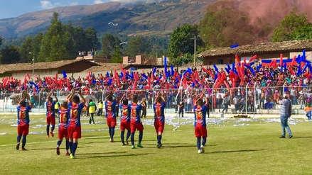 Racing debuta con goleada en etapa nacional de la Copa Perú