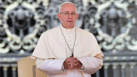 El papa Francisco advierte peligro de una nueva