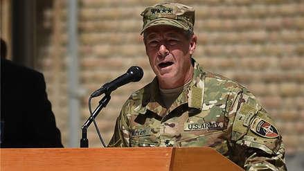 Nuevo general estadounidense asumió mando de la OTAN en Afganistán