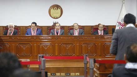 JNE vacó a 81 autoridades regionales y municipales entre enero y agosto
