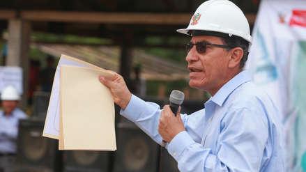 """Martín Vizcarra insiste en referéndum: """"Es un clamor del pueblo"""""""
