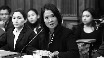 Gfk | El 78% de los peruanos ve a Keiko Fujimori como una persona negativa