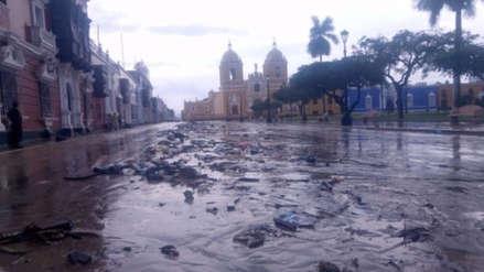 Cuestiona a gobierno por retraso de reconstrucción tras Niño costero