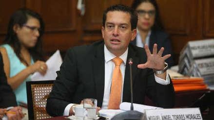 Milagros Salazar: Miguel Torres responderá ante el Congreso sobre lo dicho por Hinostroza