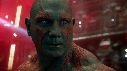 """Dave Bautista sobre """"Guardianes de la Galaxia"""": """"No sé si quiero trabajar para Disney"""""""