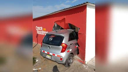 Mujer muere y hombre queda grave en accidente de tránsito en Huanchaco