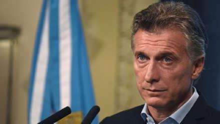 Mauricio Macri enfrenta grave crisis económica: