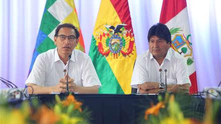 Los cuatro ejes de cooperación entre Perú y Bolivia acordados en el Gabinete Binacional