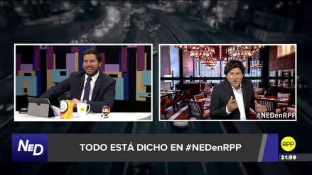 Alejandro Choledo realizó su propia versión del #ThalíaChallenge