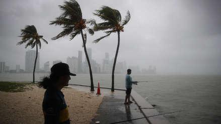 Fuertes lluvias y vientos en Florida por tormenta tropical Gordon