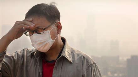 Uno de cada dos limeños respira aire contaminado en la capital