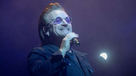 Estrellas sin voz: Bono de U2 y otros famosos que no pudieron cantar
